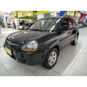 Hyundai Tucson 2.0 Gls 4x2 Aut. Completo Couro Abs 2010