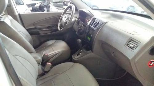 hyundai tucson 2.0 gls 4x2 flex aut 2013 com bancos em couro