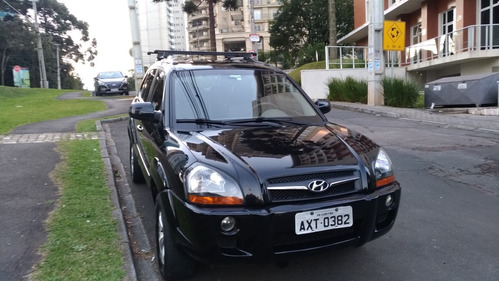 hyundai tucson 2.0 gls 4x2 flex aut. 5p 2014