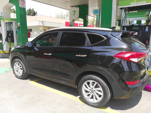 hyundai tucson 2.0 limited at