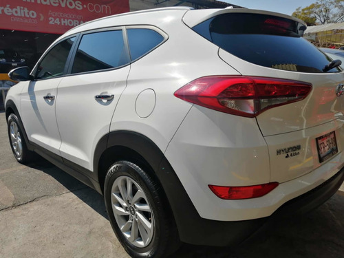 hyundai tucson 2.0 limited aut ac 2018