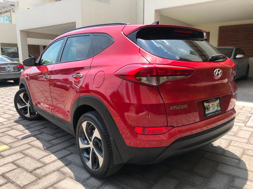 hyundai tucson 2.0 limited tech