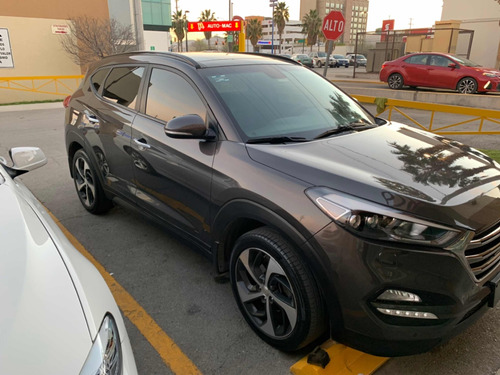 hyundai tucson 2.0 limited tech at 2017