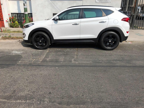 hyundai tucson 2.0 limited tech navi 2016