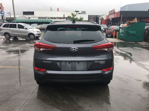 hyundai tucson 2.0 limited tech navi 2017