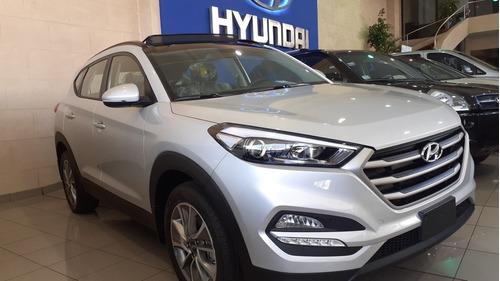 hyundai tucson 2.0 n at panorama sunroof c/techo 2018