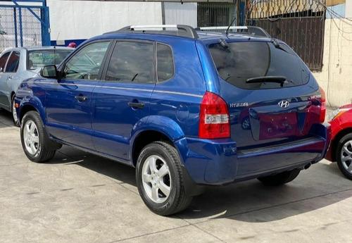 hyundai tucson 2007 automático