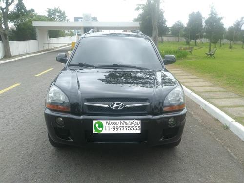 hyundai tucson 2009 gl automatica