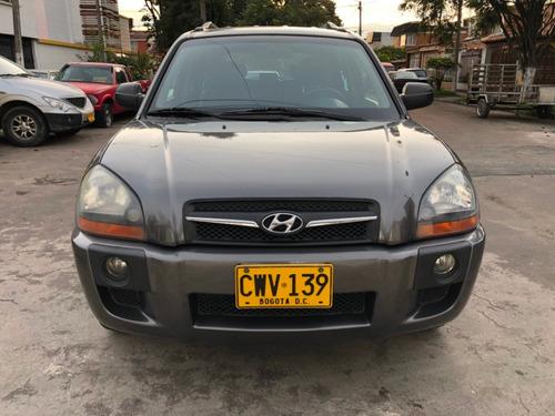 hyundai tucson 2010 4x4 diesel full equipo 2.0