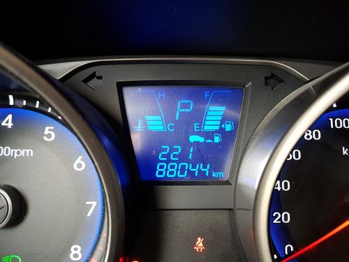 hyundai tucson 2011 automática 6 marchas 4x2 90.000 km
