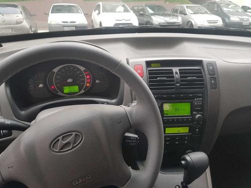hyundai  tucson  2012  2.0 gls aut