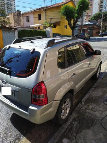 hyundai tucson 2013 2.0 aut. completa único dono