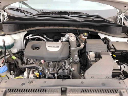 hyundai tucson  2019 - 1.6 turbo 4x4 caja automática