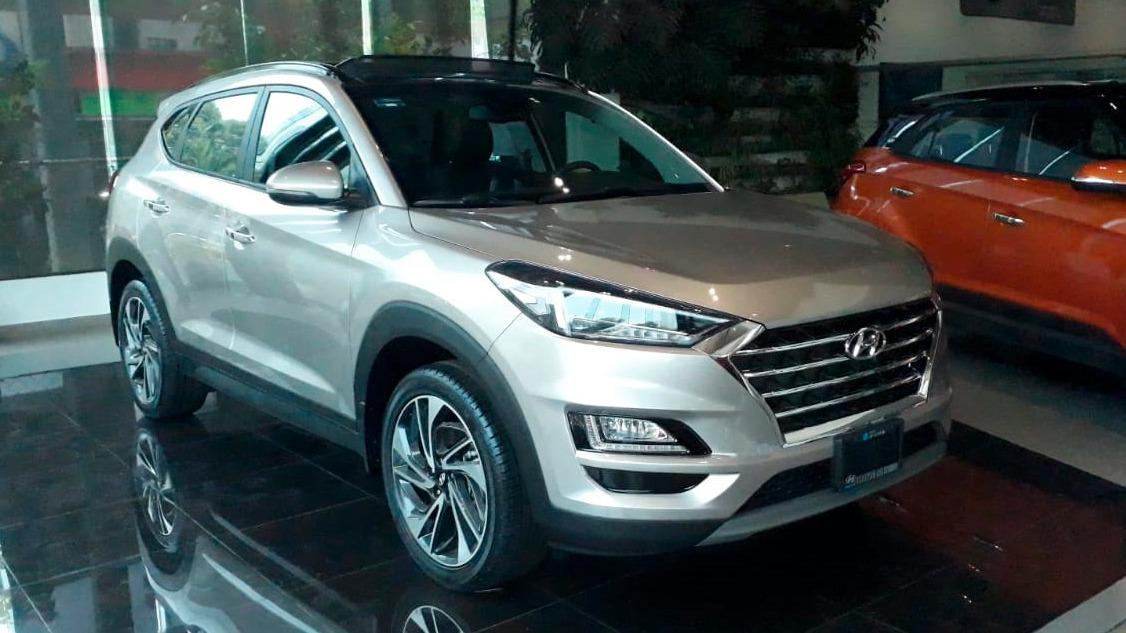 Hyundai Tucson 2019 Limited Tech Motor 2 4l