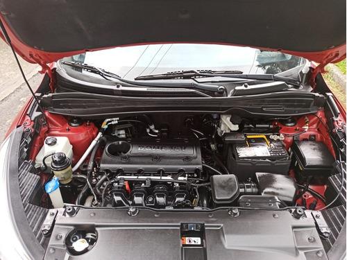 hyundai tucson 2.400cc limited 4x4