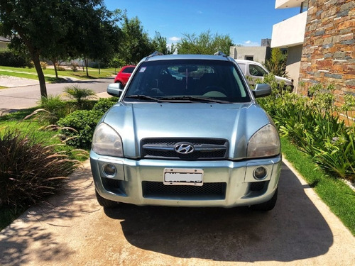 hyundai tucson 2.7 4x4 v6 at 2008
