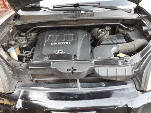 hyundai tucson 2.7 mpfi gls 24v 180cv 4wd gasolina 4p automá