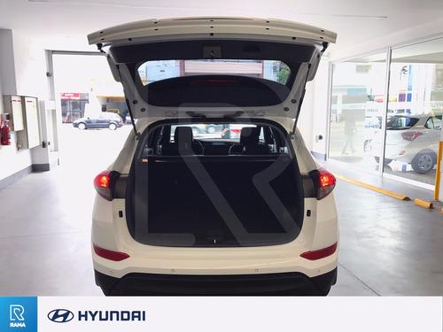 hyundai tucson 2wd 2.0 c/techo panoramico 2018