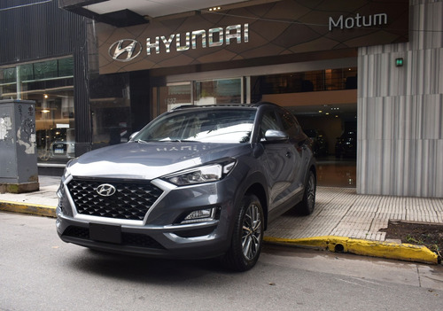 hyundai tucson 2wd at style  fl 2020 - autovisiones