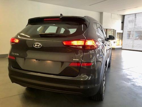 hyundai tucson 4wd nafta automatica full premium 0km 2020
