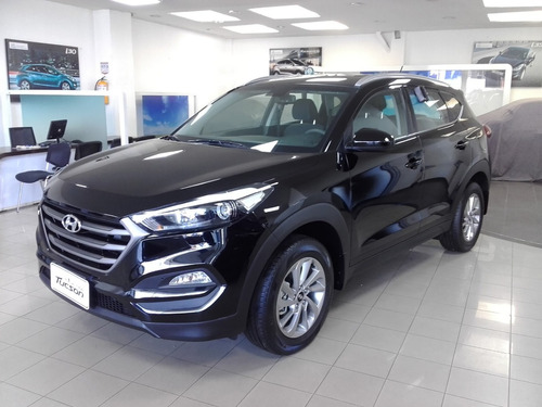 hyundai tucson all new premium aut 2018