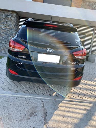 hyundai tucson año 2011 2.4 gls automatica 4x4 limited