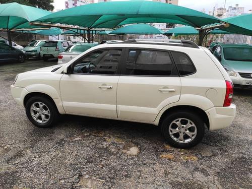 hyundai tucson branco aut flex 2.0 completo ano: 2014/2015