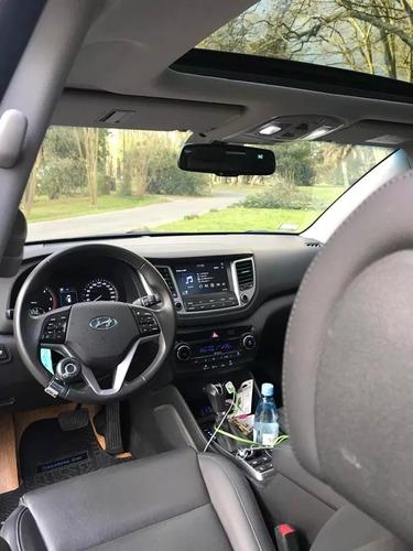 hyundai tucson crdi at awd premium 4x4 techo cuero diesel