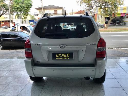 hyundai tucson gl 4x2 automática 2008