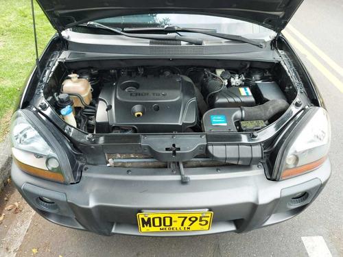 hyundai tucson gl 4x2 mt 2.000 diesel