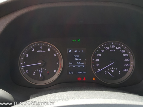 hyundai tucson gls 1.6 gdi turbo (aut) 2019 + unico dono