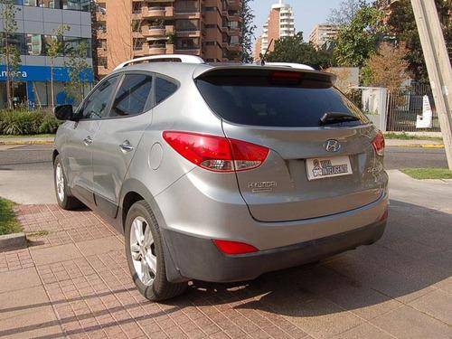 hyundai tucson  gls 4x4 2.0 aut. 2012