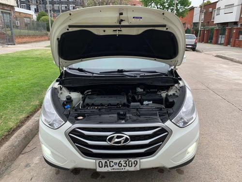 hyundai tucson gls aut/sec 2wd doble techo, 10 airbags!!!