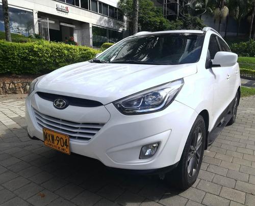 hyundai tucson ix-35 2014 4x4 diesel automática