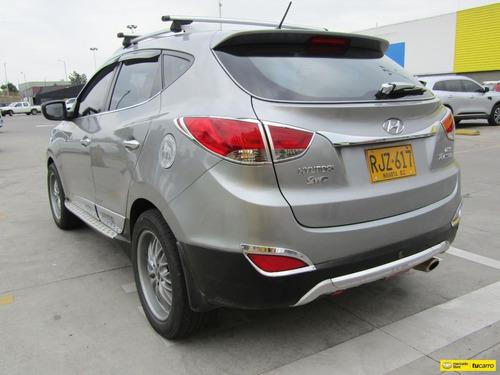 hyundai tucson ix-35 deportiva mt 2.0 gl