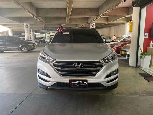 hyundai tucson ix-35 limited at