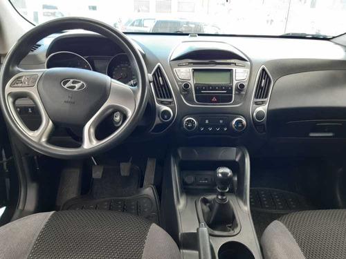 hyundai tucson ix 35 modelo 2012 turbo diesel  garantizado