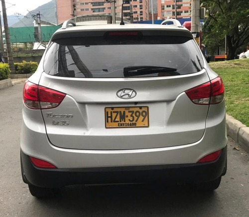 hyundai tucson ix35 4x2 at