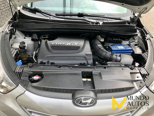 hyundai tucson ix35 gls 4x4 automática 2.0cc diésel