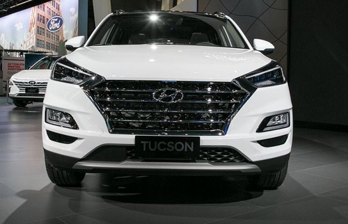 hyundai tucson limited 4x2 2021