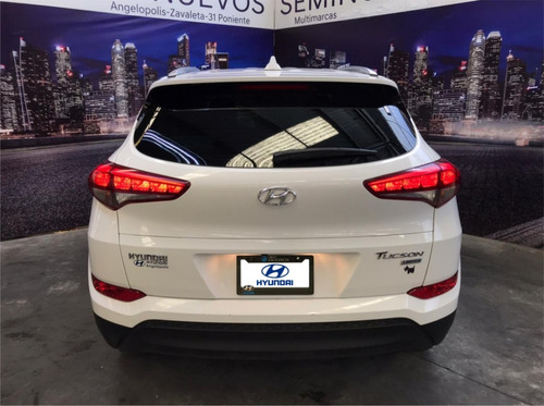 hyundai tucson limited automatico 4 cil 2018