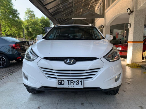 hyundai tucson new tucson gl 2.0 aut 2014