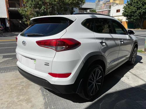 hyundai tucson premium 2.0 crdi 2016 at blanco cassano autom