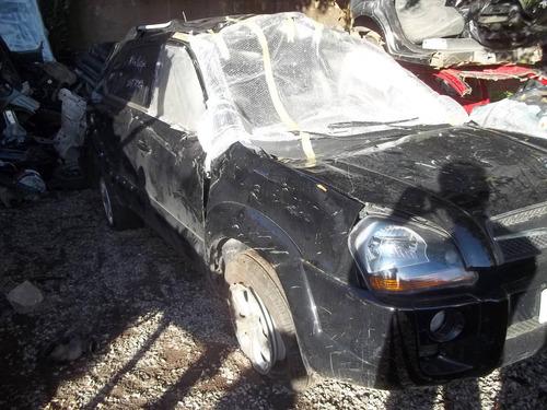 hyundai tucson sucata peças motor caixa câmbio porta