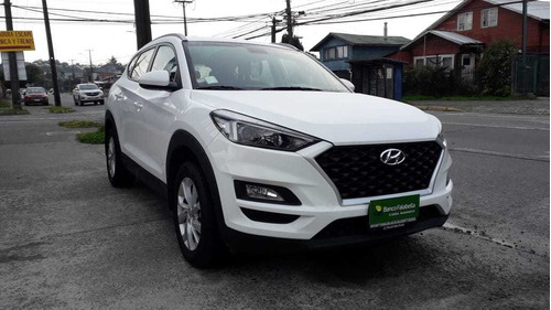 hyundai tucson tl 2.0 at 2019