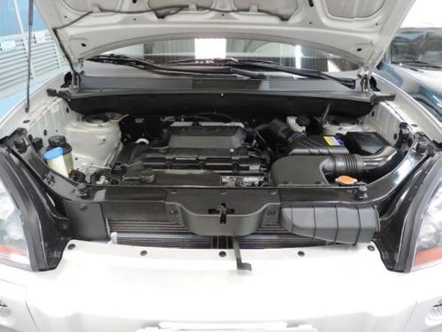 hyundai tucson versão gl, motor 2.0, ano 2011