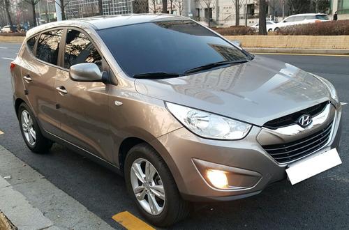 hyundai tucson2010 -diesel- manual 6 cambios-4x2- importado