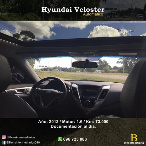 hyundai veloster 1.6 130cv 2013