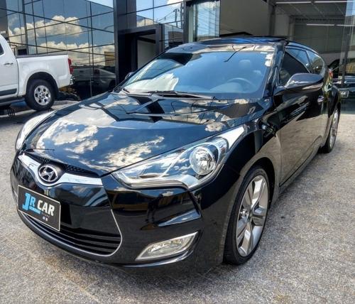 hyundai veloster 1.6 16v gasolina 3p automatico 2011/2012