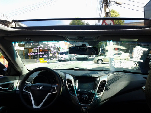 hyundai veloster 1.6 16v gasolina 3p automático